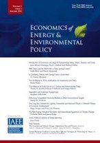 Economics of Energy & Environmental Policy (EEEP)