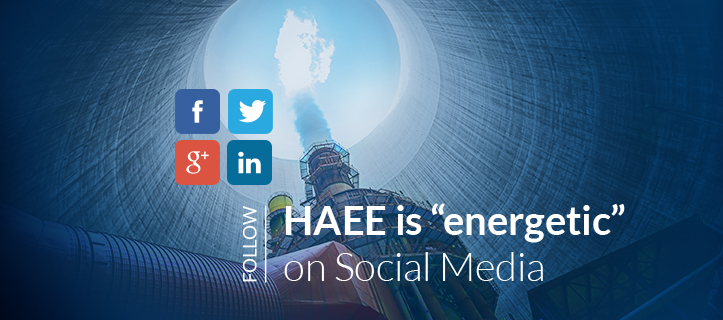 "HAEE is ""energetic"" on social media"