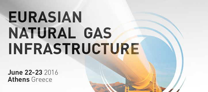 2nd Eurasian Natural Gas Infrastructure Conference