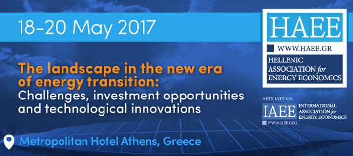 2nd HAEE International Conference: The landscape in the new era of energy transition: Challenges, investment opportunities and technological innovations