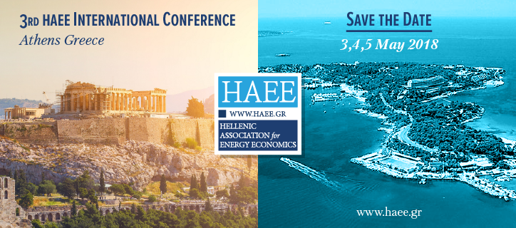 3rd HAEE International Conference - SAVE THE DATE