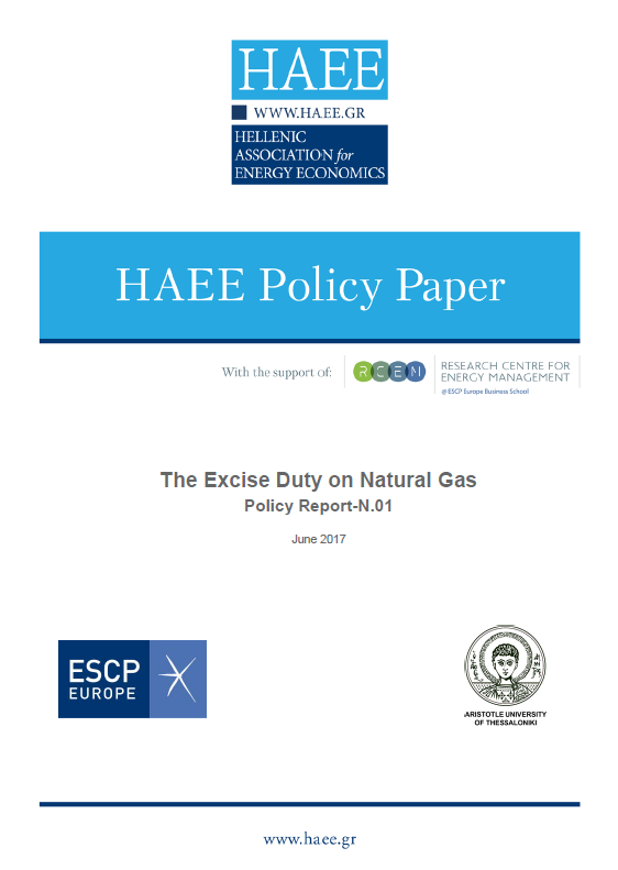 The Excise Duty on Natural Gas