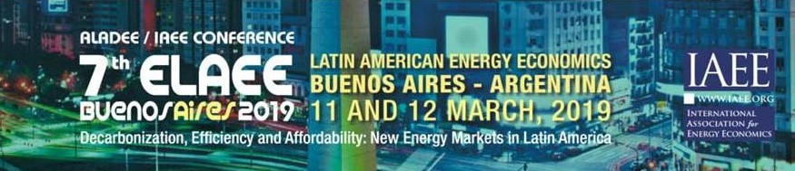 7th Latin American Conference 2019
