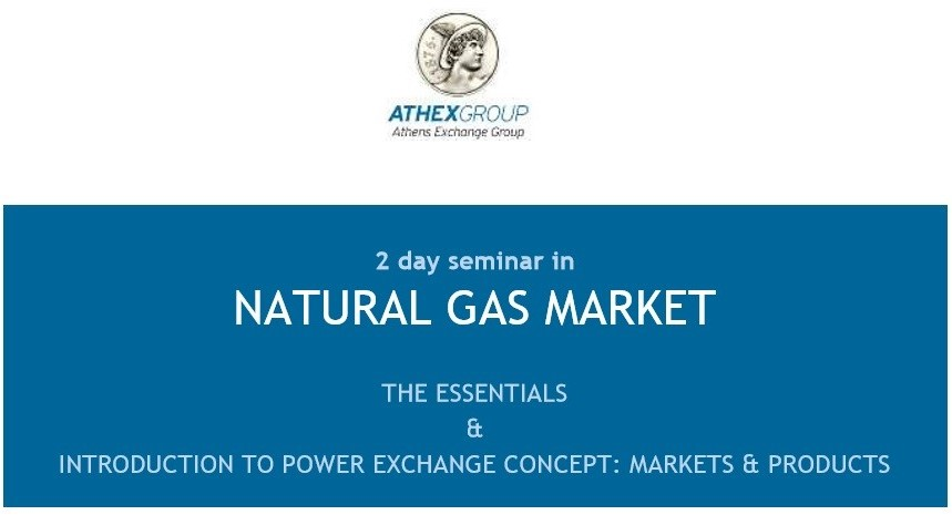 NATURAL GAS MARKET | THE ESSENTIALS  & INTRODUCTION TO POWER EXCHANGE CONCEPT: MARKETS & PRODUCTS