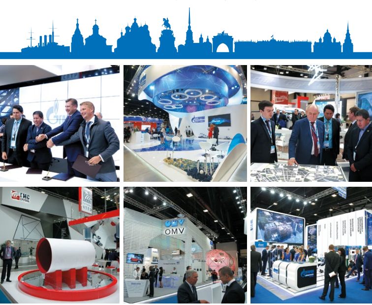 Dr. Kostas Andriosopoulos' participation at the VIII St. Petersburg International Gas Forum