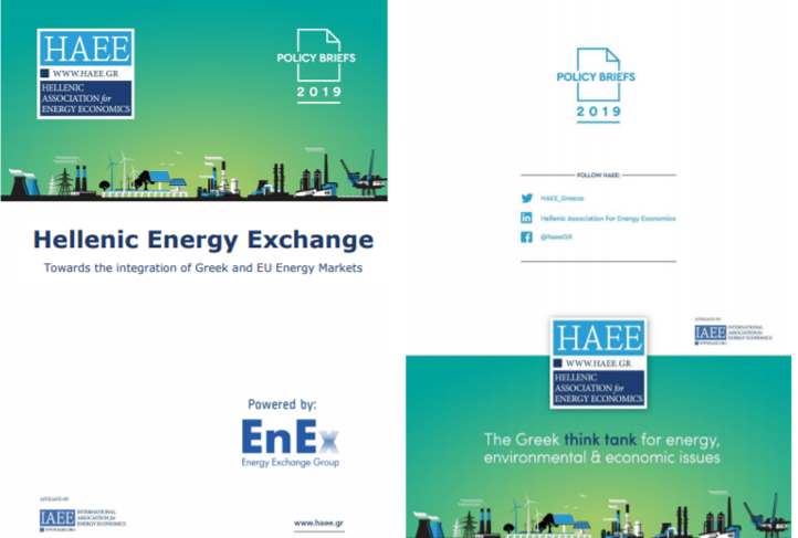 Hellenic Energy Exchange Towards the integration of Greek and EU Energy Markets